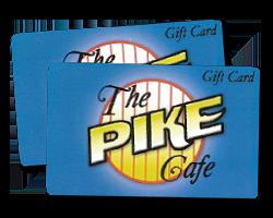 Menu The World Famous Pike Cafe